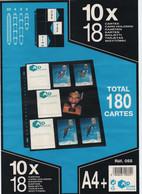 Pochettes De Télécartes - Supplies And Equipment
