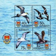 Kiribati - 2019 - 40th Anniversary Of Independence – Birds Of Kiribati - Mint Stamp Sheetlet - Kiribati (1979-...)