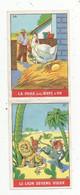L , Chromo , Image , IMPERIAL ,la Madeleine Lez Lille , Fable , N° 24 & 27 , LA POULE AUX OEUFS D'OR .... LOT DE 2 - Altri
