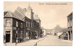 Genval: Un Coin De La Place Communale - Rixensart