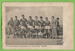 Lisboa - Equipa De Futebol Do S. L. Benfica 1942 - Estádio - Football - Stadium - Stade - Stadio - Portugal - Soccer