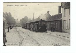 ZOERSEL  Vertrek Van Den Tram 1913 - Zoersel