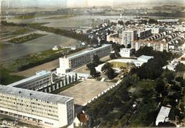 PONTOISE - Vue Aérienne, Le Lycée Et Les Cordeliers. - Pontoise