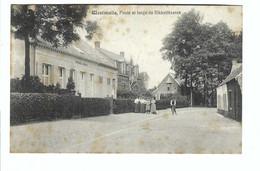 Westmalle   Poste Et Forge De Rikketikketak 1913 - Malle