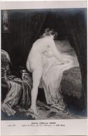 Après Le Bain Par Ch. BULTEAU - NU EROTISME - Salon D'Hiver 1909 - - Unclassified