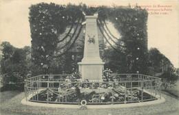 CRULAI-souvenir De L'inauguration Du Monument Aux Morts Juillet 1921 - Sonstige Gemeinden