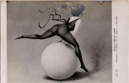 Clowness à La Boule Par A. PENOT - Salon D'Hiver 1909 - NU EROTISME - Clown - - Unclassified
