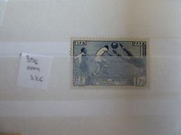 CS1 - Timbre De 1938 - YT No 396 N** MNH - Coupe Du Monde Football Paris - Unused Stamps