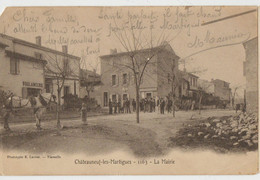 CHATEAUNEUF-LES-MARTIGUES 13 BOUCHES-DU-RHÔNE 1163 LA MAIRIE EDIT. LACOUR - Other Municipalities