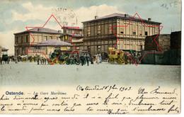 Gare Maritime - La Gare. Oostende - Ostende (DOOS 8) - Oostende