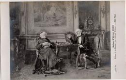 Echec à La Dame Par Alfred WEBER - Salon D'Hiver 1909 - échecs - - Unclassified