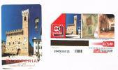 TELECOM ITALIA - C. & C. F4267 -  2006 BORGHI D' ITALIA: SCARPERIA     -  USATA - Public Special Or Commemorative
