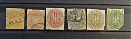 02 - 21 - Prusse - Preussen - Old Stamps - Prusse