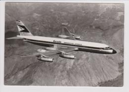 Vintage Rppc Garuda Airways Convair Coronado 990A Jet Aircraft - 1946-....: Modern Era