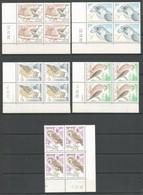 Coins Daté 1992  Monaco En Neuf **  N 1855/1859 Séries Compléte - Nuovi