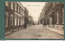 109-CHATELET- Rue Du College-ecole De Musique-2 Scans - Châtelet