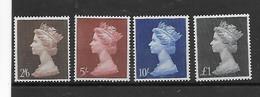 Groot-Brittannië  N° 487/490  Xx Postfris - Ungebraucht