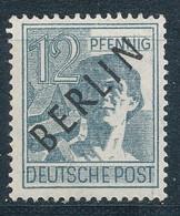 Berlin 5 ** Geprüft Schlegel Mi. 2,50 - Neufs