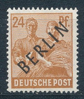 Berlin 9 ** Geprüft Lippschütz Mi. 2,20 - Neufs