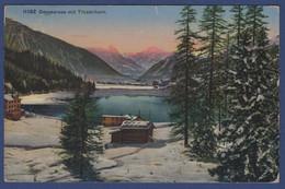 Davosersee Mit Tinzenhorn (aa5906) - GR Grisons