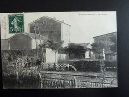 Z35 - 34 - Pinet - Les Ecoles - Edition Fabre - Passage à Niveau - Other Municipalities