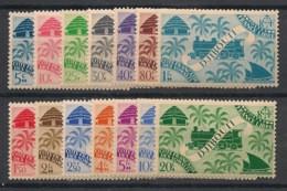Côte Des Somalis - 1943 - N°Yv. 234 à 247 - Série Complète - Neuf Luxe ** / MNH / Postfrisch - Neufs