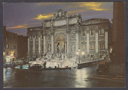 116081/ ROMA, Fontana Di Trevi, Notturno - Fontana Di Trevi