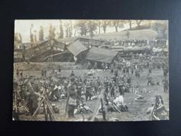 Z35 - 81 - Mazamet - Saint Amans Soult - Accident Ferroviaire Du 08/09/1913 - Telescopage De Deux Trains - Mazamet