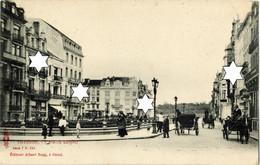Avenue Leopold (serie Albert Sugg. A Gand) Oostende - Ostende (DOOS 8) - Oostende