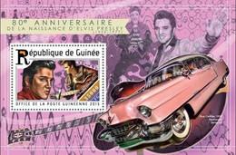 Guinea 2015, Music, Elvis, Car, BF - Voitures