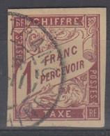 #153# COLONIES GENERALES TAXE N° 26 Oblitéré Soctrang (Cochinchine) - Portomarken