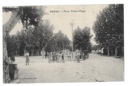 BERRE (13) - LA PLACE VICTOR HUGO - CPA - Otros Municipios