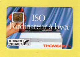 F47A 640 - Iso Thomson 120 Unités - Sc4on - Offset Verso Trait épais - 6 N° Impact -  Cote 30 Euros - TBE - 1989
