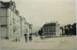 DELEMONT Quartier De La Gare - JU Jura