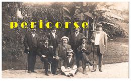 06  Nice  Groupe De Personnes (carte Photo) - Ohne Zuordnung