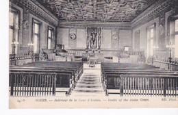 Rouen, Intérieur De La Cour D'Assises - Rouen