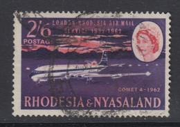 Rhodesia & Nyasaland, Scott 182 (SG 42), Used - Rhodesien & Nyasaland (1954-1963)