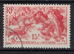 France Etablissements De L'Oceanie 1948, Mi. # 229 (o), Used - Unused Stamps