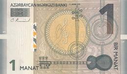 AZERBAIJAN P. 31a 1 M 2009 UNC - Aserbaidschan