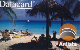 USA - Beach, Artista, Datacard Printing Sample - Other