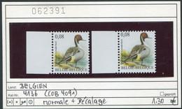 Buzin - Belgien - Belgique -  Belgium - Belgie - COB 4091 Décalage - Michel 4136 - Spiessente   - ** Mnh Neuf Postfris - Non Classés