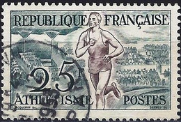 France 1953 - Mi 979 - YT 961 ( Helsinky Olympics : Athletics, Running ) - Sommer 1952: Helsinki