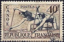 France 1953 - Mi 981 - YT 963 ( Helsinky Olympics : Canoe ) - Sommer 1952: Helsinki