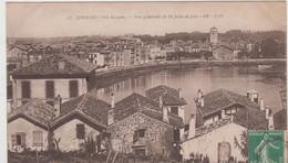 CIBOURE VUE GENERALE DE SAINT JEAN DE LUZ TBE - Ciboure