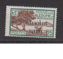 WALLIS ET FUTUNA     YVERT  :  50 NEUF AVEC  CHARNIERES      ( CH   3 / 65 ) - Unused Stamps