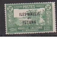 WALLIS ET FUTUNA     YVERT  :  51    NEUF AVEC  CHARNIERES      ( CH   3 / 65 ) - Unused Stamps