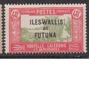 WALLIS ET FUTUNA     YVERT  :  52    NEUF AVEC  CHARNIERES      ( CH   3 / 65 ) - Unused Stamps