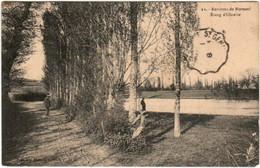 51an 541 CPA - ENVIRONS DE MORESTEL - ETANG D'OLOUISE - Morestel