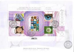 2021 FDS Sheet Geometrie Cirkel Cercle !! - Cartas