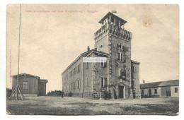 Fichtelberg I. Erzgeb - Unterkunftshaus - 1909 Used Germany Postcard - Altri